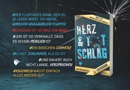 """Magnet """"Herz und Totschlag"""" (Jons übernatürliche Fälle)"""