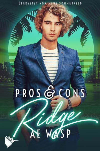 """Buchbox """"Pros & Cons - Ridge"""""""