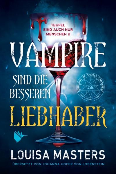 """Buchbox """"Vampire sind die besseren Liebhaber"""""""
