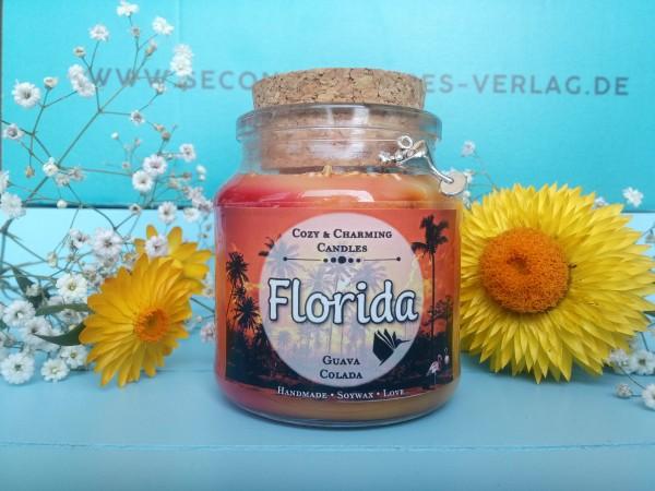 """Glaskerze """"Florida"""" (Spuken für Anfänger)"""