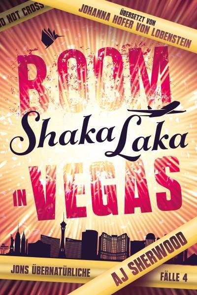 """Buchbox """"Boom Shaka Laka in Vegas"""""""