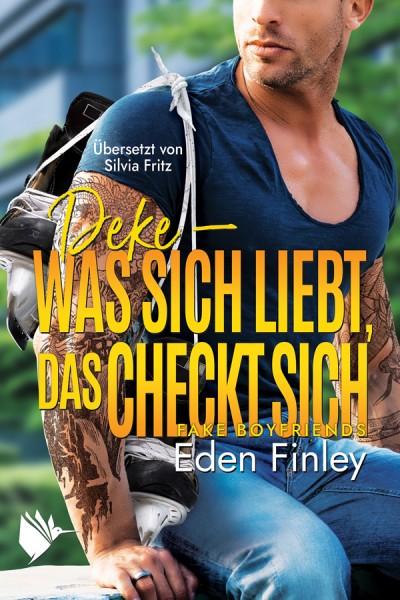 """Buchbox """"Deke - Was sich liebt, das checkt sich"""""""